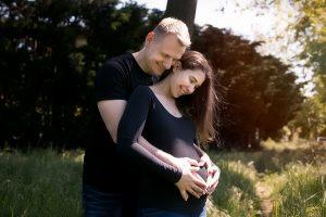 Babybauch bilder in Bergheim Fotostudio