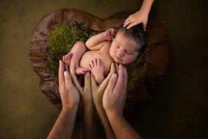 Babyfotografie Neugeborene Bilder Fotostudio köln