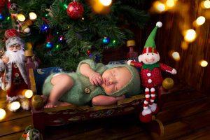 Babyfotografie Neugeborene Fotos in Fotostudio Bergheim