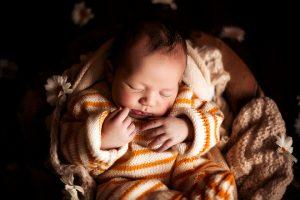 Babyfotografie in Fotostudio Koeln