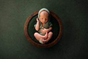 Babyfotos / Neugeborene Fotografie in Bergheim Fotostudio