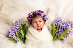 Babyfotografie in Fotostudio Kerpen