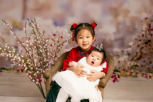 100 tage altes baby Fotografie
